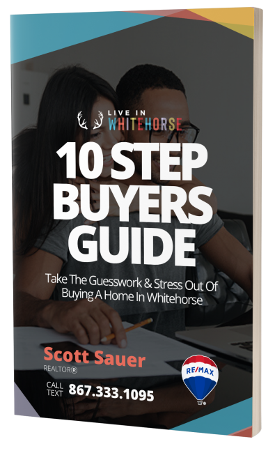Live In Whitehorse - Buyer's Guide Cover eBook